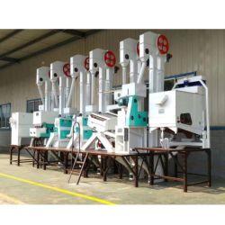 Ферма использовать полный набор рисовые мельницы машины Агро машины машина обработки зерна