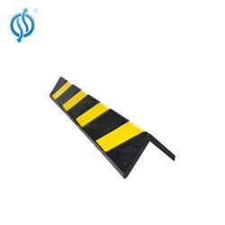 De zwarte en Gele RubberWachten van de Hoek