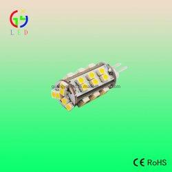 Steckbare Birnen LED-G4 30SMD 3528, LED G4 12V/DC Bi-Pin-Lampen, Yacht-Schrank-Licht LED-G6.35