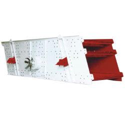 Vibration de sable de la grille du séparateur 4 tamis vibrant de la machine de pont
