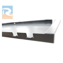 Estampado personalizado Base metálica eléctrico con rodillos