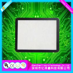 Kundenspezifische Polyester-Vorderseite-Aufkleber-Panel-Steuerung für LCD-Bildschirmanzeige