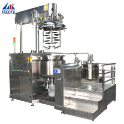 Pó de cosméticos Pressione a máquina máquina de embalagem cosméticos loção para a máquina de cosméticos de mistura