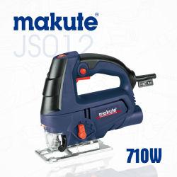 Zaag van het Kaliber van Makute de Elektrische Mini voor Machine van de Houtbewerking 65mm 710W