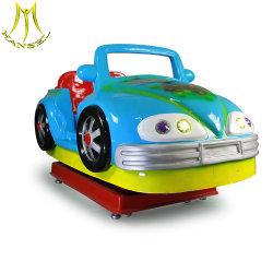 Hansel High-Quality-Swing-Car-Coin-Operated-Fiberglass Kiddie Car Ride