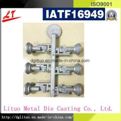 El aluminio moldeado a presión para personalizar las piezas de telecomunicaciones