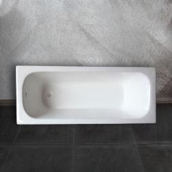Drop in vasca da bagno smaltata in ghisa calda bagno per l'hotel