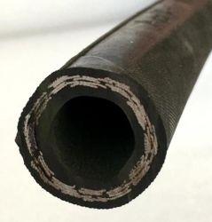 SAE 100r1 R2/DIN En853 1sn 2sn fio de aço entrançado Mangueira flexível