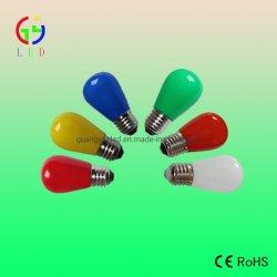 Art B22 niedriges Multicolors, dekorative Glühlampen LED-A60, LED-A15 farbige Zeichenkette-Glühlampen LED-A19