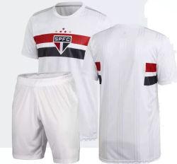 20/21 Sao Paul Hauptjersey für erwachsene Fußball-Abnützung-Fußball-Hemden
