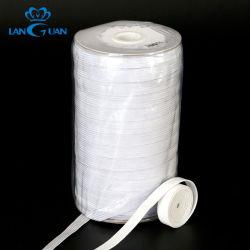 Aangepast 7mm/10mm Wit Elastiekje voor Beschermende Kleding