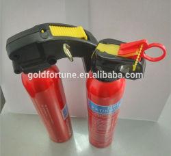 高圧車消火器エアゾールアルミニウム缶(バルブ付き