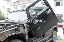 Kit del corpo dei respingenti dell'automobile del kit del portello di Lantong Lambo per H2
