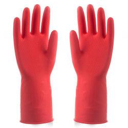 Handschoenen van het werk pasten de RubberBeschermers van de Handschoen aan