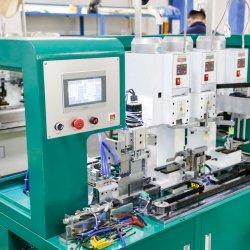 Crimpmaschine Für Automatische Anschlussklemmen