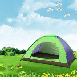 2 Persona sencillo diseño impermeable al aire libre de buena calidad de ESG16944 Carpa de camping