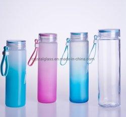 16oz het bespuiten van de Kleurrijke Fles van het Glas van de Kop van het Water van het Glas