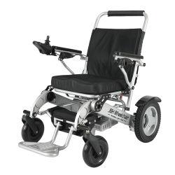 Sedia a rotelle elettrica autoalimentata piegatura facile di Motrized