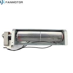 Machine électrique ventilateur centrifuge ventilateur de refroidissement élévateur ventilateur d'échappement transversal Ventilateur à flux continu avec moteur c.a. à pôles ombrés
