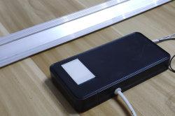 À prova de 230V 15W LED aceso o Interruptor do Sensor de toque do espelho para banheiro com marcação RoHS IP44 (colunas Bluetooth, função reóstato)