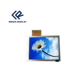 3.5inch Transflective TFT LCD 240X320 햇빛 읽기 쉬운 스크린 Rg035gtt-09