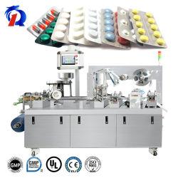 جهاز التعبئة الاوتوماتيكية عالية السرعة لوحة مسطحة بلطة بليستر التغليف جعل الماكينة الشركة المصنعة السعر