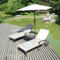 Alumínio fundido Chaise lounge Piscina Chaise Lounge