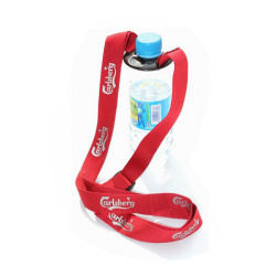 Cordino regolabile personalizzato per il supporto dei biberon per i viaggi