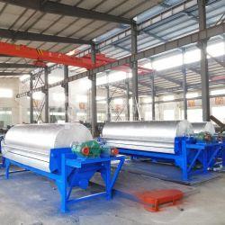 Tambor húmedo de alta calidad separador magnético permanente para la planta de procesamiento de minerales