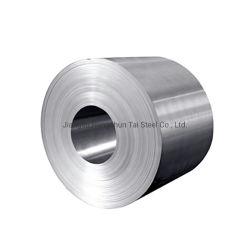 المصنع بالجملة SUS 304 316L 201 430 410 202 321 316 310S ملف/شريط من الفولاذ المقاوم للصدأ 2b BA N4 8K ملف SS