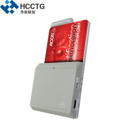 Puce IC ID Contact Bluetooth Smart Card Reader ACR3901U-S1