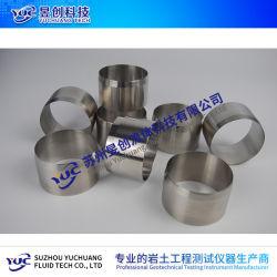 Режущее кольцо/геотехнических лаборатории/геотехнических лаборатории Tools/61,8*40/61.8*20