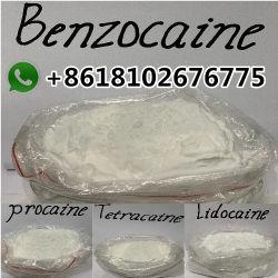 99% чистого Benzocaine Benzocaina USP Bp стандарт