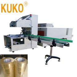 Singolo multiplo automatico completo imballaggio restringibile dello Shrink del manicotto di parecchi dell'adesivo nastri del PVC BOPP che impacca spostando la macchina dell'involucro dell'involucro