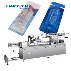Gel Tube Paper PVC Blister Packaging machine