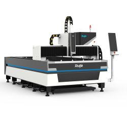 Laser professionale 1000W 2000W 3000W della fibra della Cina Ruijie per il taglio di metalli