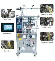 Sachet de shampoing crème de la peau de l'emballage de liquides du corps de la machine se laver les mains de stériliser Machine d'emballage de liquides