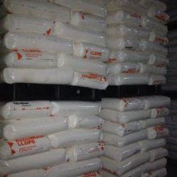 Qualidade de filme de granulado de LDPE virgens para sacos de plástico