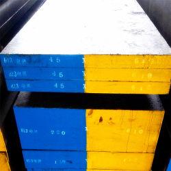 la barra piana di riserva dell'acciaio legato di esr H13 per di alluminio muore