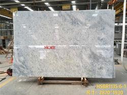 큰 크기 자연적인 돌 파란 수정같은 대리석