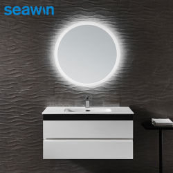 Espejo Redondo LED Vanity Makeup Mirror con Luces LED