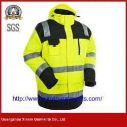 Hommes Femmes de bonne qualité personnalisés Vêtements de sécurité fournisseur (W264)