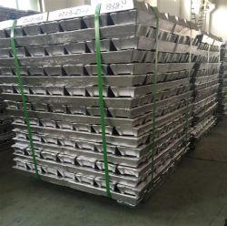 高品質高純度鉛アルミニウム / アルミ合金 / 亜鉛 / 金属 / 亜鉛 / スズ / マグネシウムインゴド 99.97% のホットセール