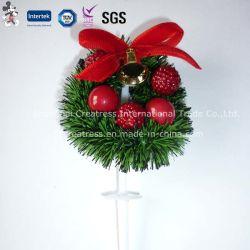 Decoratie van de Cake van Kerstmis van China de Goedkope