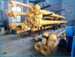 Alimentador de cemento de 273mm *transportador de tornillo de cemento de 9m