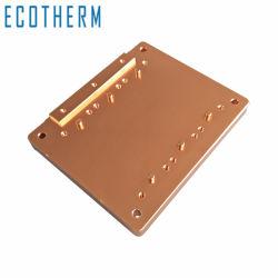 Swal-B011 고성능 LED 라디에이터 맞춤형 구리 치스 핀 방열판