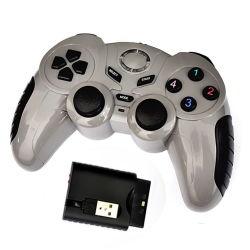 Wireless Gamepad/juego/controlador de teclado para PC+PS2+PS3 (STK-WA2024PUP)