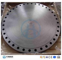 La norme ANSI BS DIN EN1092-1 JIS Bride en acier au carbone