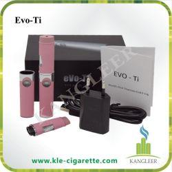E Evo-Ti cigarros com titânio Clearomizer 2014