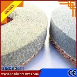 """La Chine de haute qualité fournisseur Bosdi abrasifs, de 4 """" PVA spongieux, roue de polissage pour marbre et granit, une forte absorption d'eau"""